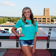 Introducing our new Dream Dress Brand Ambassador Hannah from Xavier H.S. She is involved in in BPA and Dance!