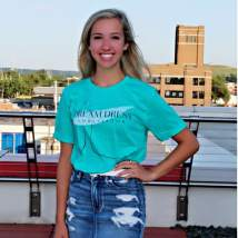 Introducing Ambassador Nicki! She is a senior at Center Point-Urbana and loves dance and track!