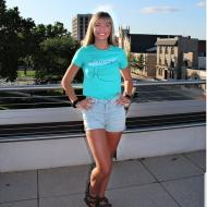Introducing Summer who is a senior at Marion HS. She is involved in Poms and Show Choir.