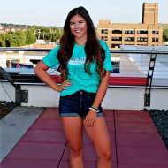 Please meet Vivian. She is a junior at West H.S. and enjoys swimming and lifeguarding!